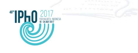 H Προετοιμασία των επιλεγέντων Μαθητών για την  Ελληνική Συμμετοχή στην 48η Διεθνή Ολυμπιάδα Φυσικής 2017 συνεχίζεται …
